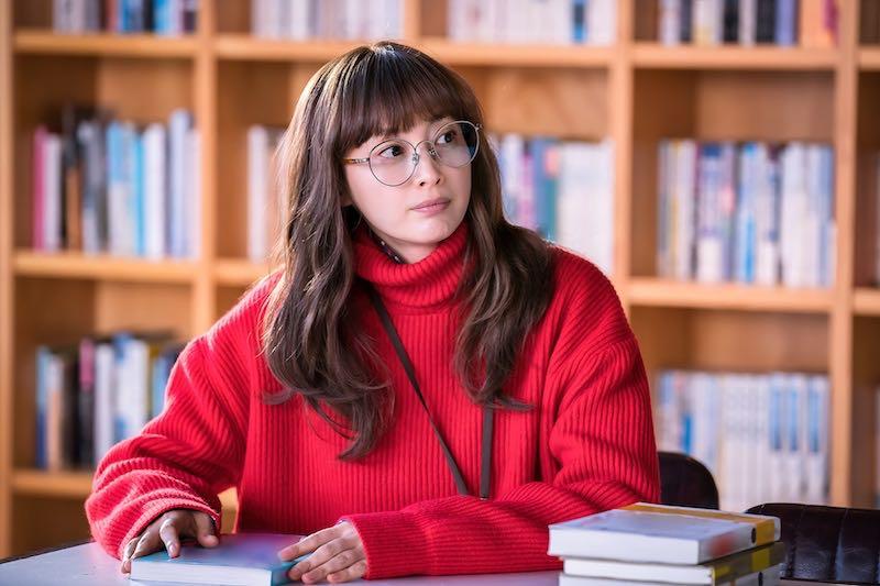 Lee Na-young in una scena di Romance is a Bonus Book. Photo: Courtesy of Netflix