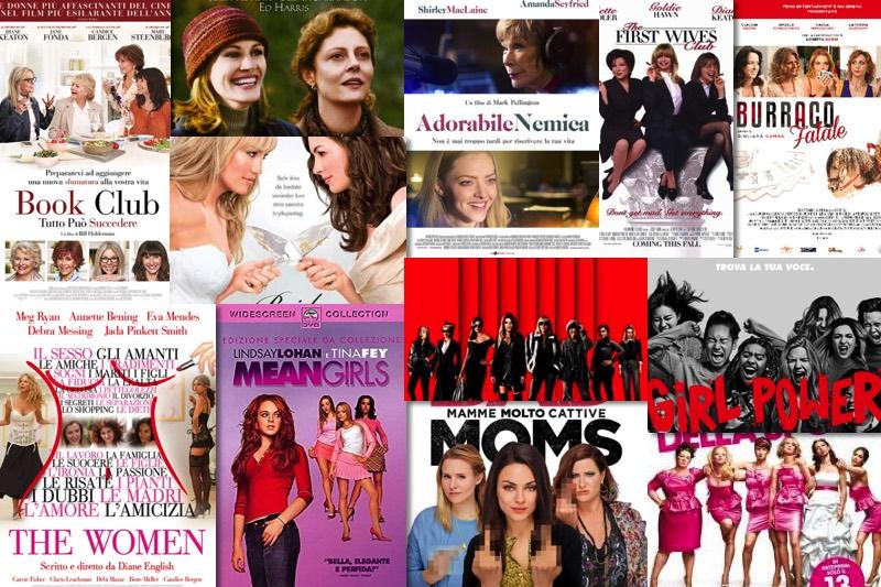 8 marzo film solidarietà femminile