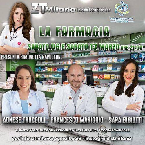 Serata con Delitto - La Farmacia - ZTmilano