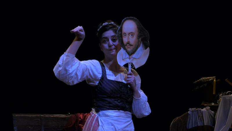 Mary una sarta per Shakespeare_spettacolo Elfo _Elena Russo Arman_ph press office