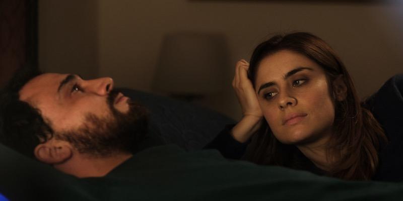 Simone Liberati e Greta Scarano in Chiamami Ancora Amore © Fabrizio de Blasio