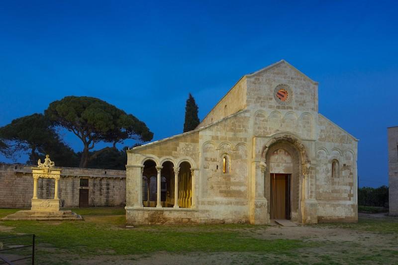 SERE FAI D'ESTATE, Abbazia di Santa Maria di Cerrate, Lecce. Foto: Dario Fusaro, 2019 © FAI - Fondo Ambiente Italiano.