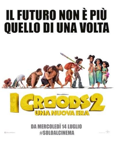 I Croods 2 poster ITA