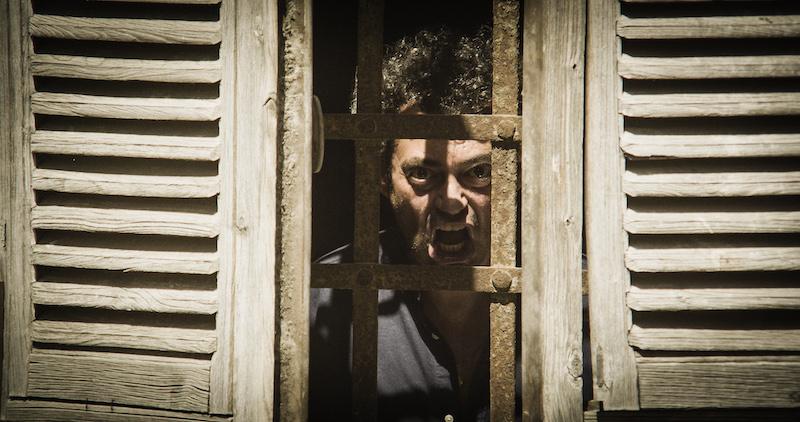 Stefano Manca in una scena del film I Giganti. Photo: courtesy of Locarno Film Festival 2021.