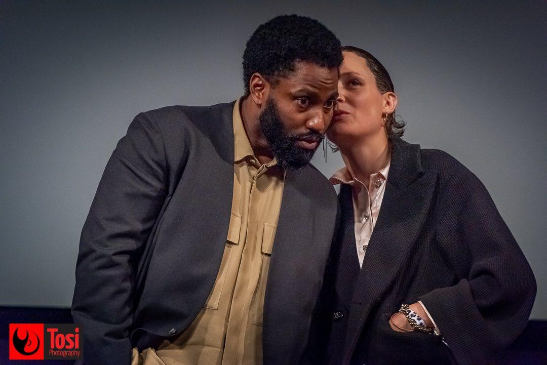 TOSI-PHOTOGRAPHY©2021- RED CARPET4-8-2021-FILM- BECKETT-Actor John David Washington and Actress Vicky Krieps