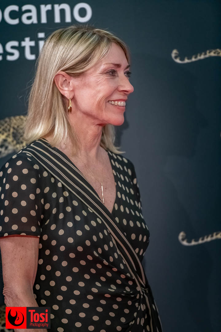 Tosi Photography-Locarno 2021-red carpet 12 ago-Locarno Talks La Mobiliare-Kim Gordon