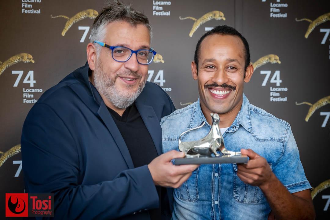 Vincitori Locarno 2021, migliore interpretazione maschile, Valero Escolar (Film Sis Dies Corrents) © Tosi Photography.