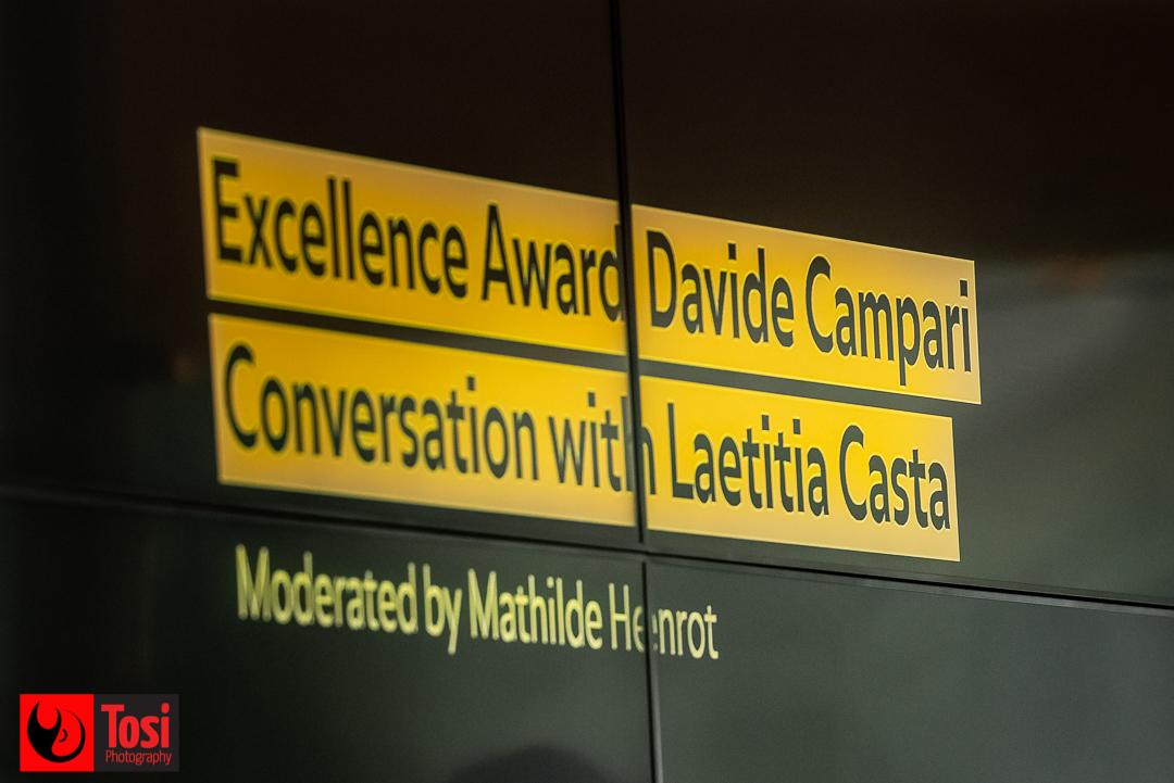 Tosi Photography©2021 - Laetita Casta al Locarno film festival