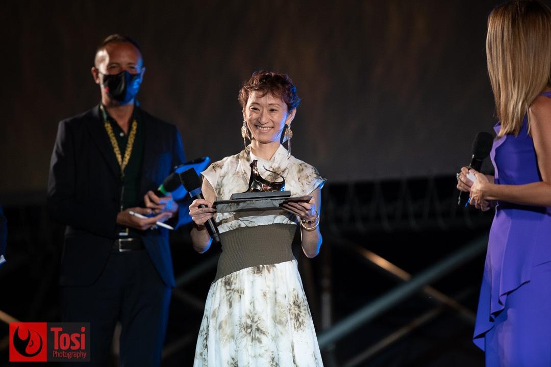 Tosi Photography-Locarno 2021-Award Film. BELLE Riu to Sobakasu No Hime by Memoro Hosada by President studios Chizu-Yuka 2