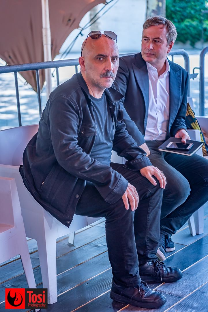 Tosi Photography - Locarno 2021 - Conversation with Gaspar Noé 7