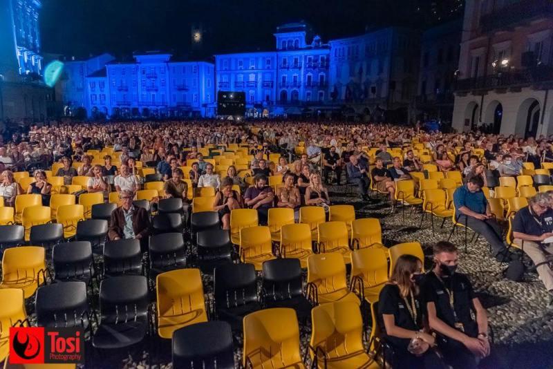 Tosi Photography-Locarno 2021-il pubblico di Piazza Grande