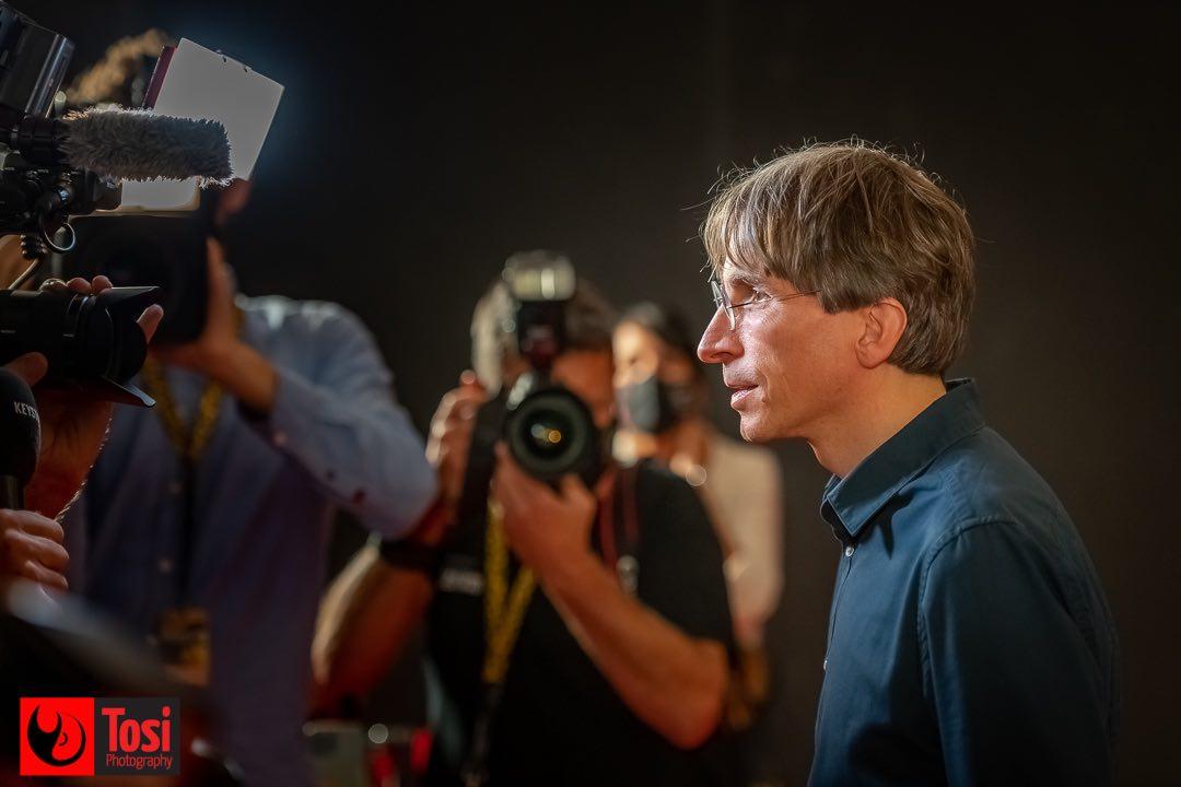 Tosi Photography-Locarno 2021-red carpet film monte verità-regista