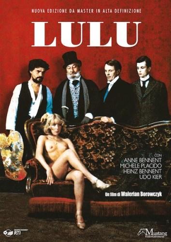 Lulu cover dvd Mustang