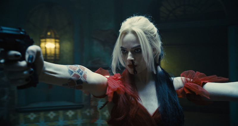 THE SUICIDE SQUAD - MISSIONE SUICIDA, Margot Robbie.Photo Credit: Courtesy of Warner Bros. Pictures/™ & © DC Comics.