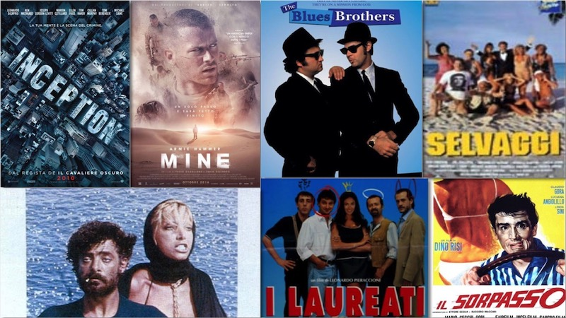 i film in tv dal 9 al 15 agosto