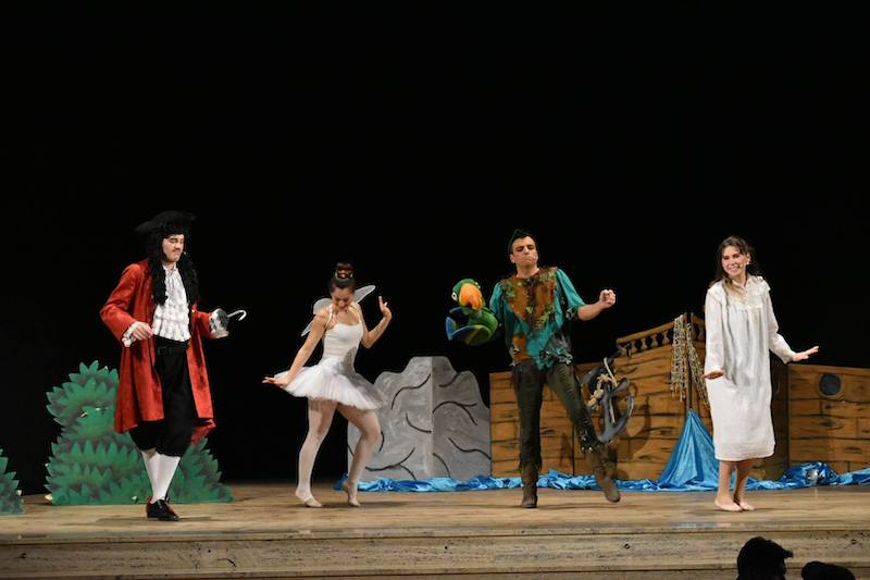 BIMBI AL DUSE - FOTO - Peter Pan