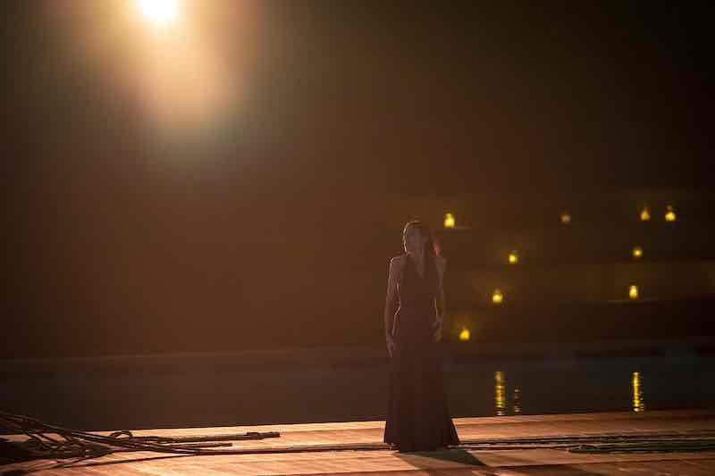 Foto Le Sacre, Luciana Savignano, Teatro Parenti, 15 settembre 2020. Prandoni