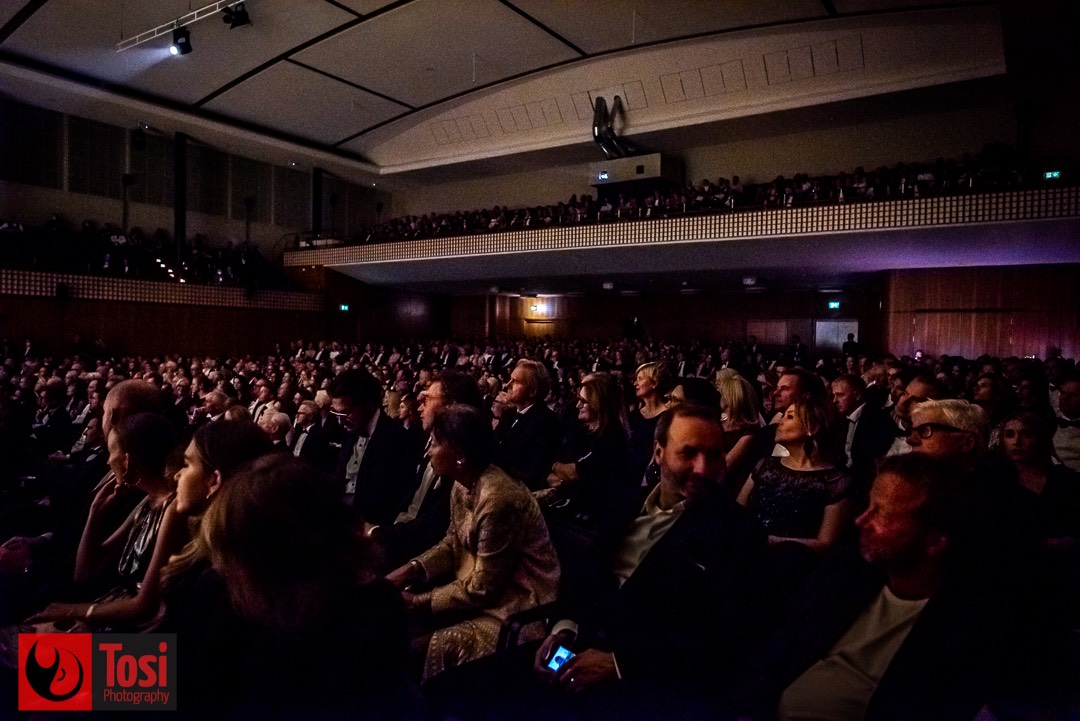 ZFF 2021 - Opening Ceremony - Theatre © Tosi Photography