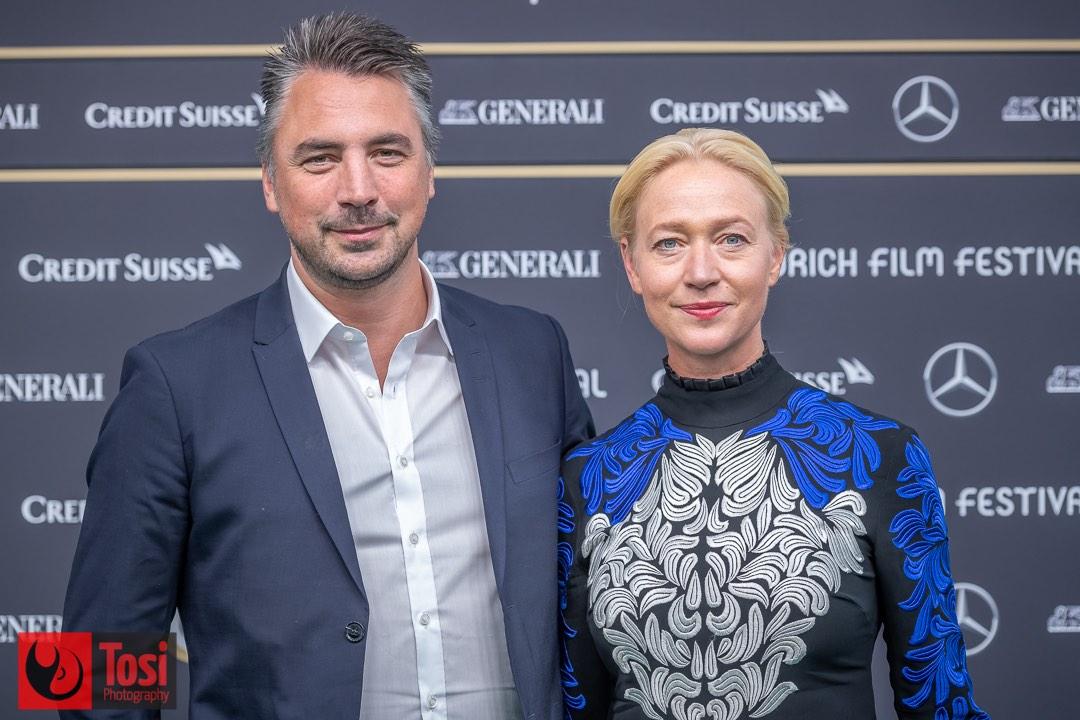 ZFF2021 - film The Lost Leonardo - Director Andreas Dalsgaard and Camilla M. Hyldborg © Tosi Photography