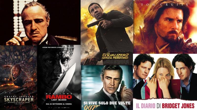 film in tv dall'11 al 17 ottobre