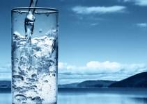Segelas air putih