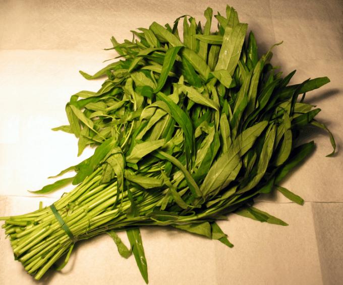 Kangkung hijau