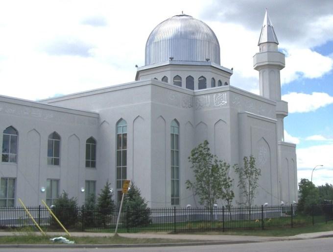 Masjid Baitun Nur yang Berada di Calgary, Alberta, Canada
