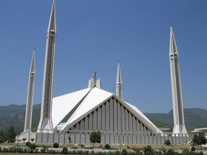 Masjid Faisal yang Berada di Pakistan