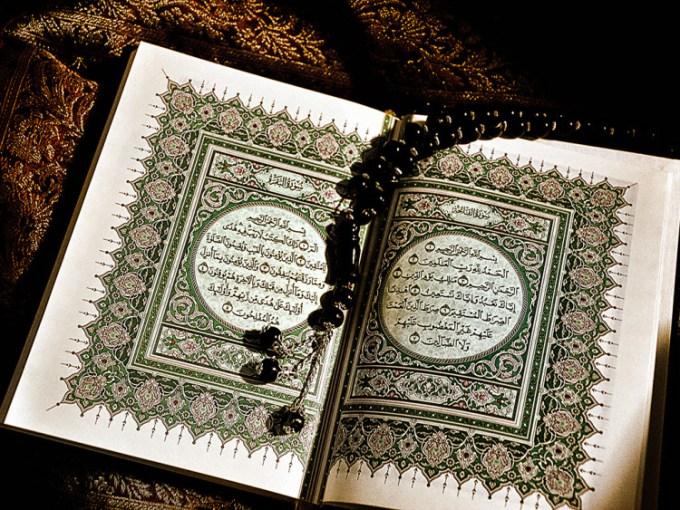 Quran dan tasbih