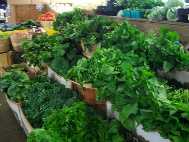 Macam-Macam Sayuran Berwarna Hijau Kaya Manfaat