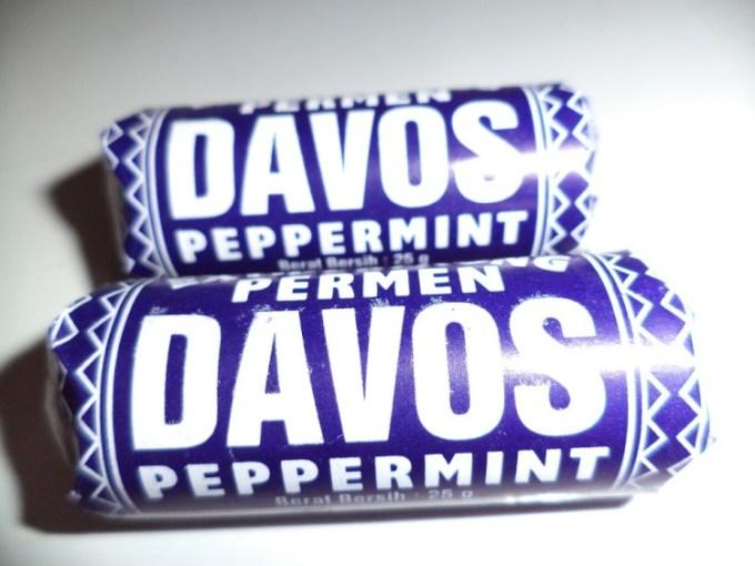 Permen Mint Davos