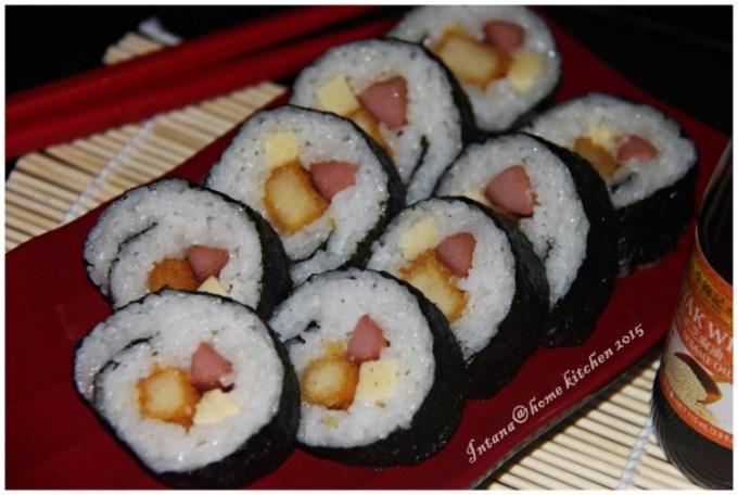 Sushi Nugget ala Indonesia