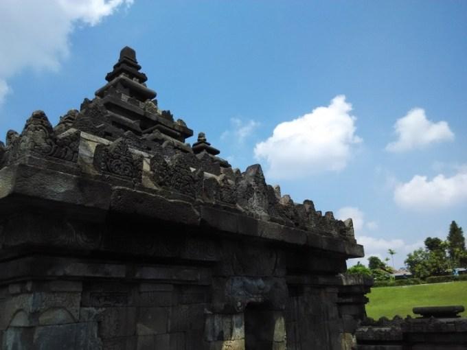 Ujung Candi Sambisari