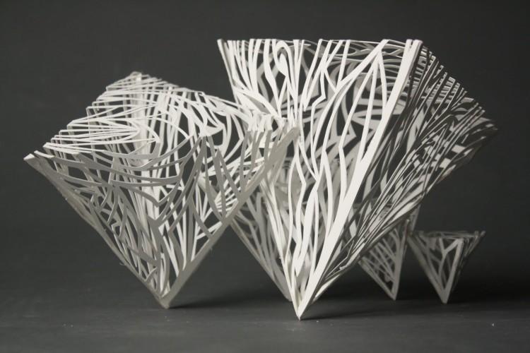 Karya Seni Kerajinan Tangan Dari Kertas Mas Fikr