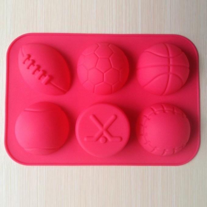 cetakan coklat bola