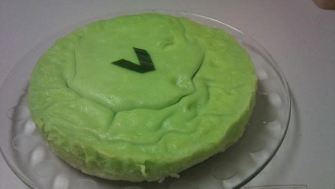 Kue Srikaya makanan khas palembang