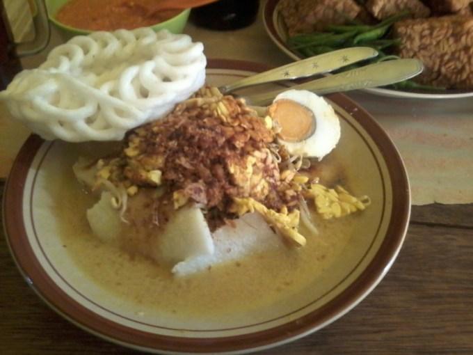 Orem-orem makanan khas Malang