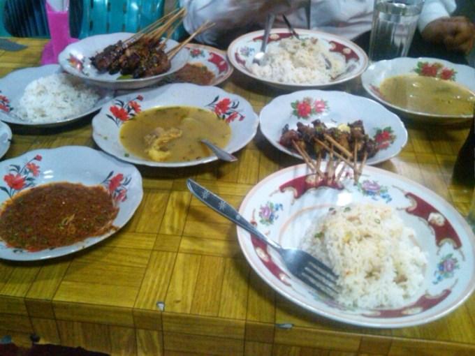 sate matang makanan khas Aceh