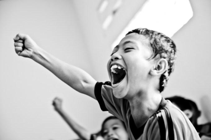 mengajari anak berani berani berpendapat