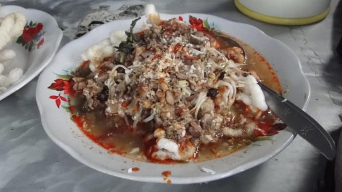 Docang khas Cirebon