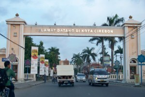 selamat datang di Kota Cirebon