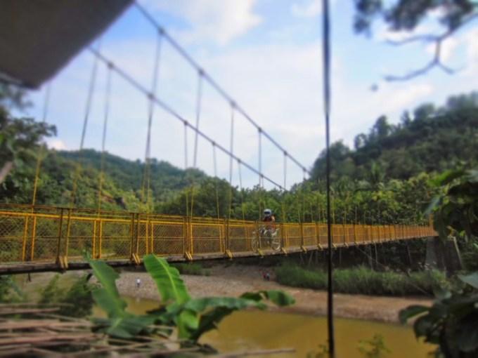 Jembatan Gantung Siluk
