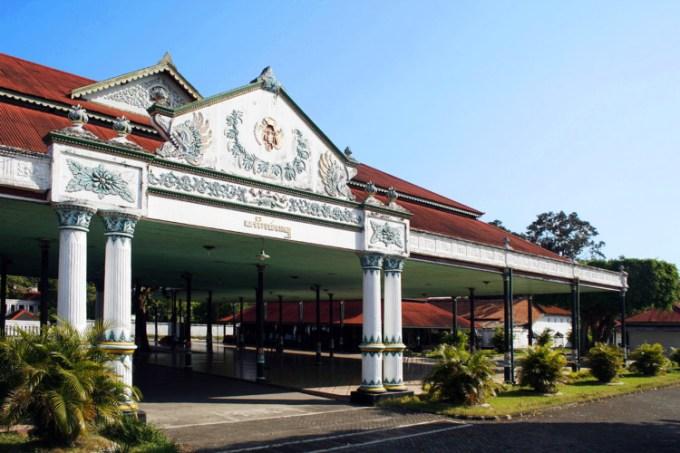 Pagelaran Keraton Yogyakarta