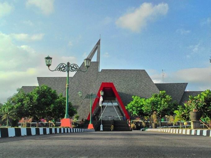 Museum Gunung Merapi Sleman Jogja
