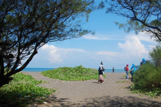 Pantai Goa Cemara Yogyakarta