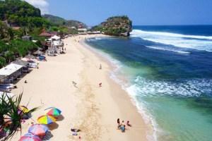 Pantai Indrayanti Gunungkidul Jogja