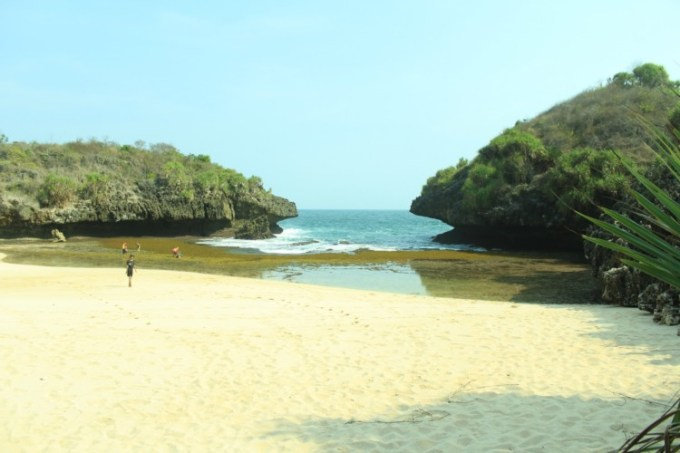 Pantai Sedahan Gunungkidul