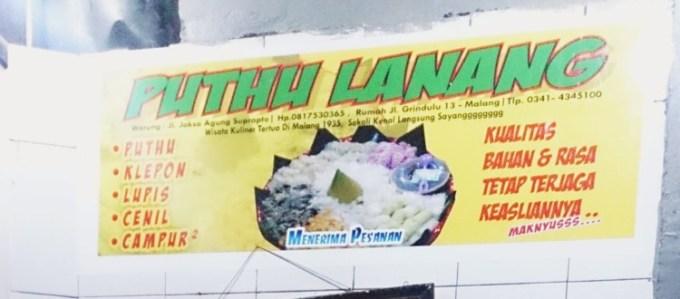 Puthu Lanang Malang