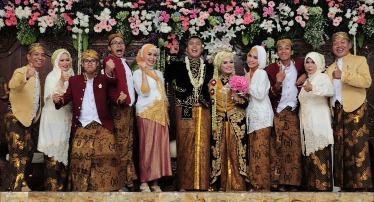 Pernikahan Adat Jawa Lengkap Tata Cara Dan Urutan Prosesi
