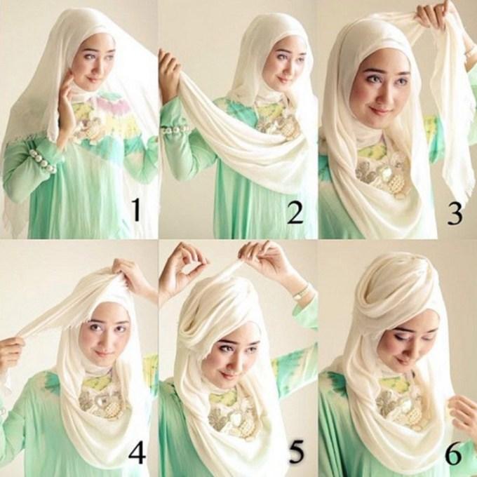 Hijab untuk Pesta